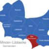 Map Kreis Minden Lübbecke Bad_Oeynhausen