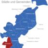Map Kreis Ostholstein Ahrensbok