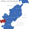 Map Kreis Ostholstein Bosau