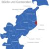 Map Kreis Ostholstein Dahme