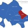 Map Kreis Recklinghausen Datteln