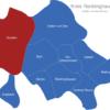 Map Kreis Recklinghausen Dorsten
