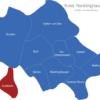 Map Kreis Recklinghausen Gladbeck