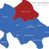Map Kreis Recklinghausen Haltern_am_See