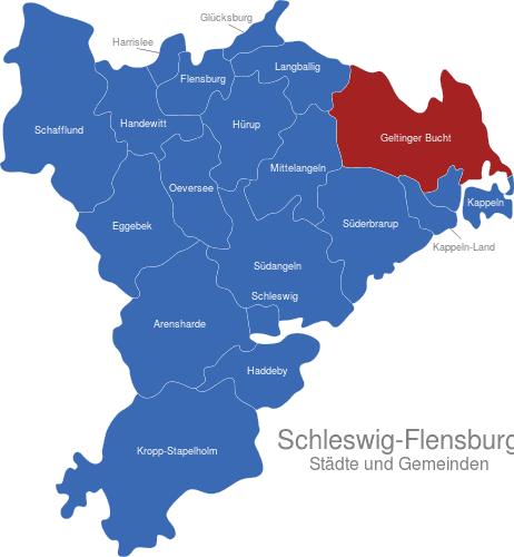 Kreis Schleswig-Flensburg Flensburg