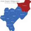 Map Kreis Siegen Wittgenstein Bad_Berleburg