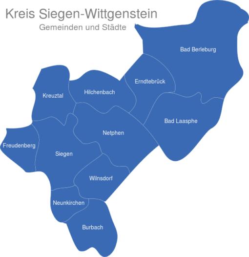 Kreis Siegen Wittgenstein
