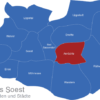 Map Kreis Soest Anröchte