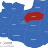 Map Kreis Soest Erwitte
