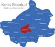 Map Kreis Steinfurt Emsdetten