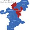 Map Kreis Storman Bad_Oldesloe-Land