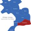 Map Kreis Unna Fröndenberg