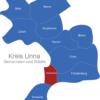Map Kreis Unna Holzwickede