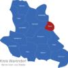 Map Kreis Warendorf Beelen