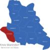 Map Kreis Warendorf Drensteinfurt