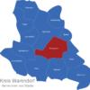 Map Kreis Warendorf Ennigerloh