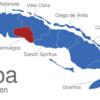 Map Kuba Provinzen Cienfuegos
