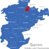 Map Landkreis Barnim Althüttendorf