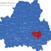Map Landkreis Bautzen Bautzen_1_