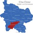 Map Landkreis Elbe Elster Bad_Liebenwerda