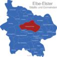 Map Landkreis Elbe Elster Doberlug-Kirchhain