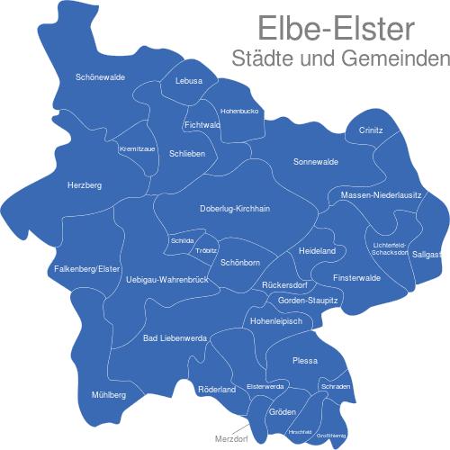 Landkreis Elbe Elster