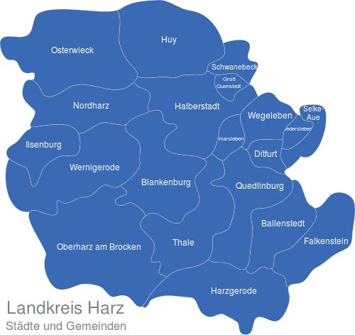 Landkreis Harz
