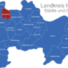 Map Landkreis Havelland Gollenberg