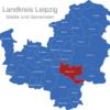 Map Landkreis Leipzig Bad_Lausick