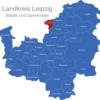 Map Landkreis Leipzig Borsdorf_1_
