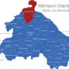 Map Landkreis Märkisch Oderland Bad_Freienwalde