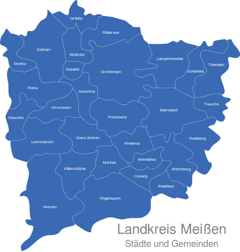 Landkreis Meißen