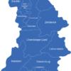 Map Landkreis Oberhavel Birkenwerder