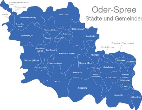 Landkreis Oder Spree