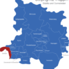 Map Landkreis Ostprignitz Ruppin Breddin