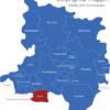 Map Landkreis Ostprignitz Ruppin Dreetz