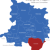 Map Landkreis Ostprignitz Ruppin Fehrbellin