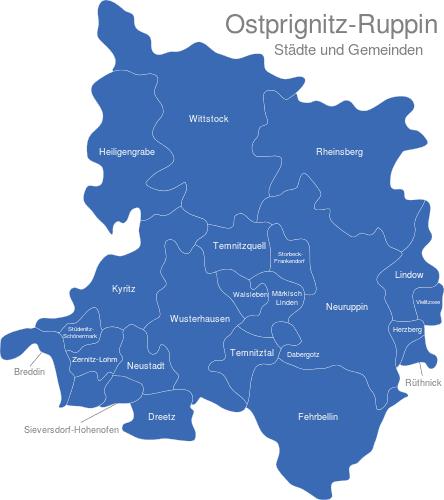 Landkreis Ostprignitz Ruppin