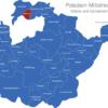 Map Landkreis Potsdam Mittelmark Beetzsee