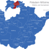 Map Landkreis Potsdam Mittelmark Beetzseeheide