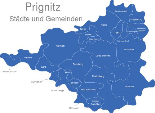 Landkreis Prignitz