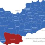 Map Landkreis Sächsische Schweiz Osterzgebirge Altenberg