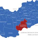 Map Landkreis Sächsische Schweiz Osterzgebirge Bad_Gottleuba-Berggiesshübel