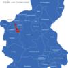 Map Landkreis Spree Neiße Briesen
