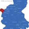 Map Landkreis Spree Neiße Burg