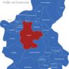Map Landkreis Spree Neiße Cottbus