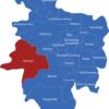 Map Landkreis Stendal Bismark