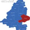 Map Landkreis Teltow Fläming Baruth_Mark
