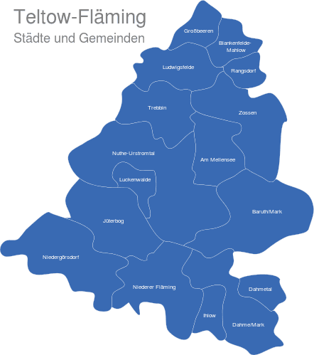 Landkreis Teltow Fläming