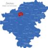 Map Landkreis Zwickau Dennheritz